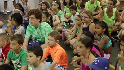 Our Campers were Mystified by the Kirsch Project!