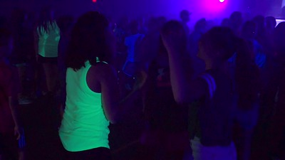 "Upper Camp ""Camper Glow"" Dance Party!"
