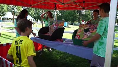 Frogbridge Day Camp Camp Carnival!
