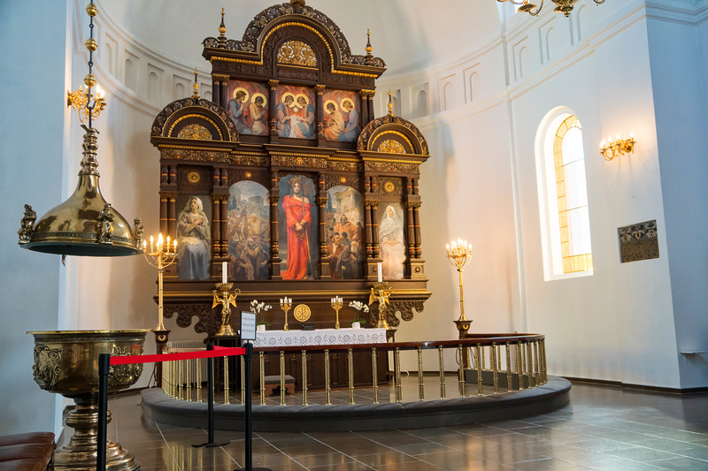 Most christians in Denmark are either Lutheran or Protestant
