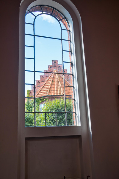 A view through the window