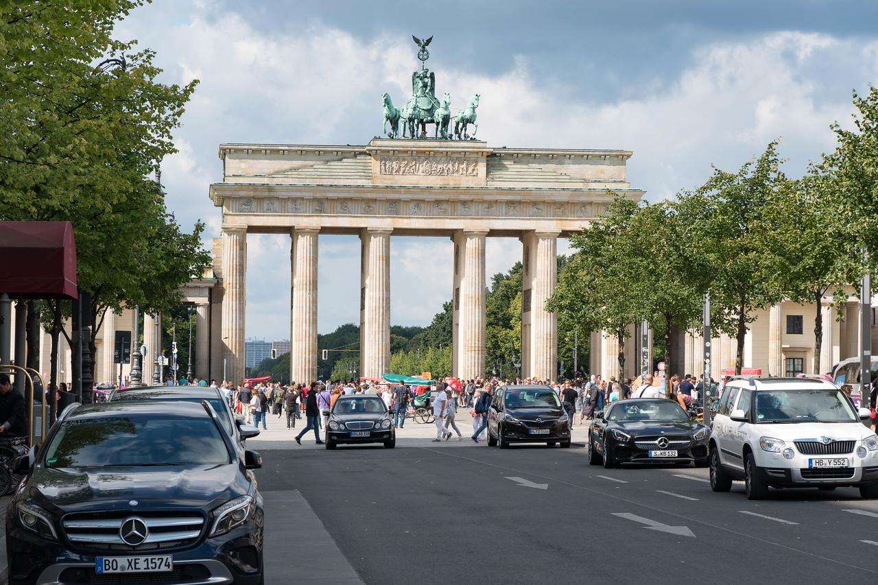 Brandenberger Gate