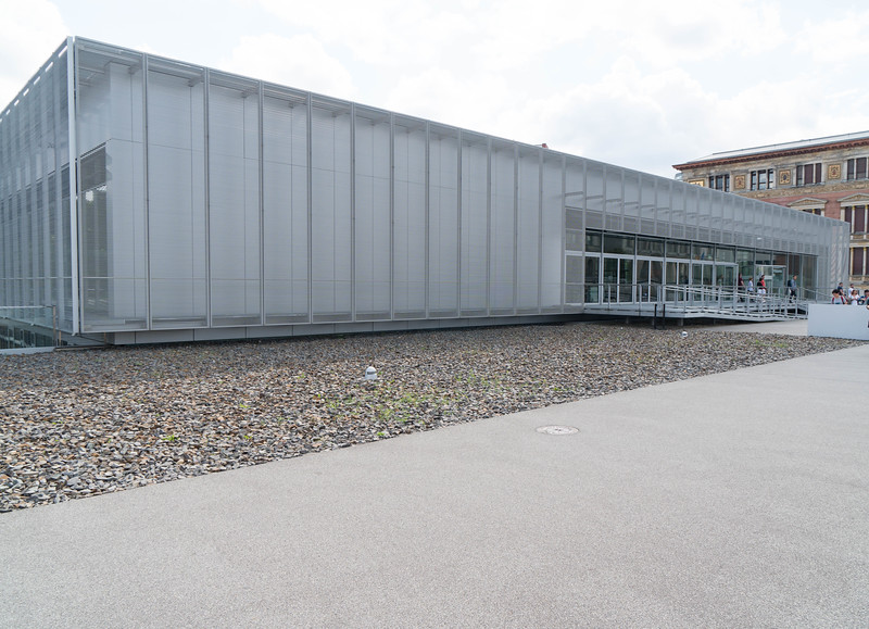 Topography of Terror Exhibit - So people don't forget what Hitler and the Nazi's did