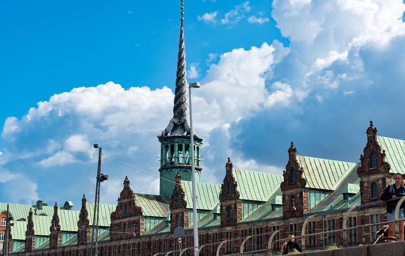Copenhagen's  18th Century Stock Exchange