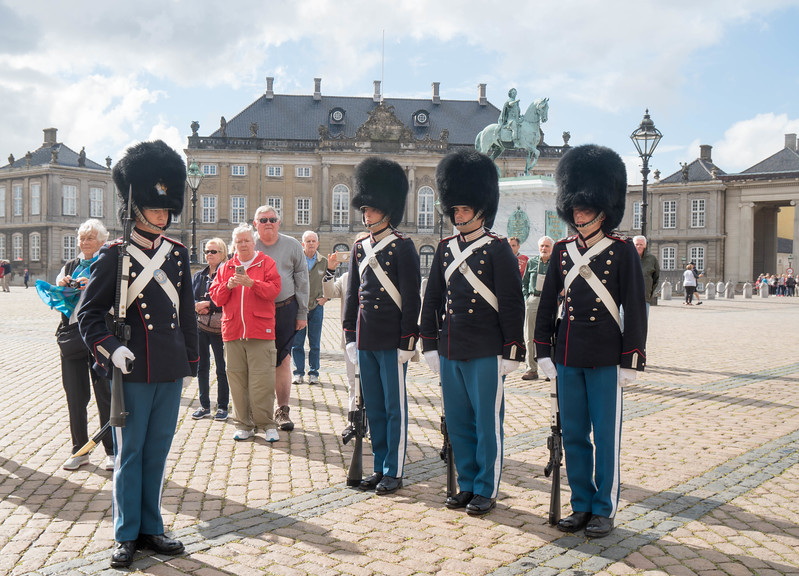 Royal Palace - Changing of the Guard
