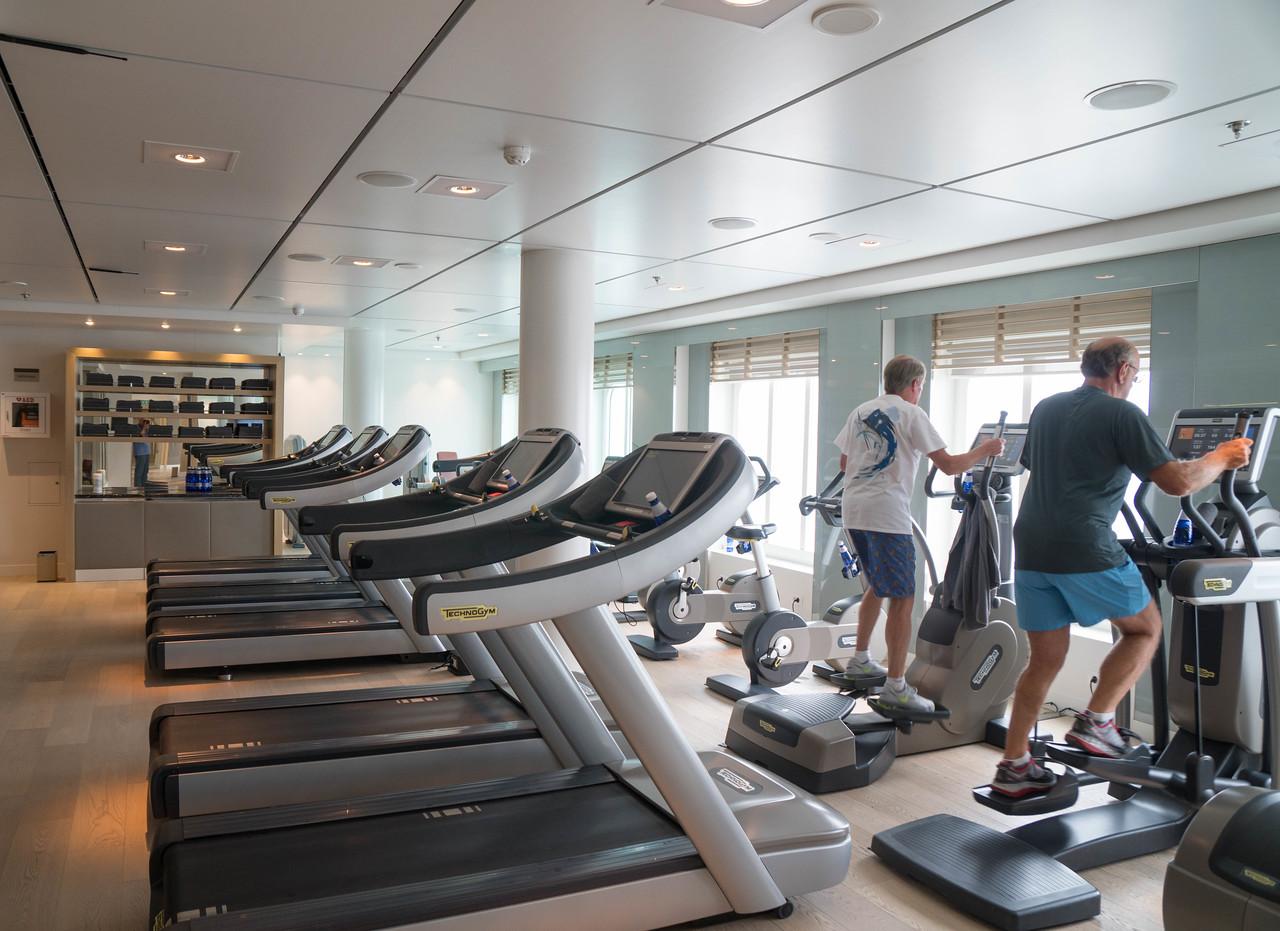 Gym - Deck 2