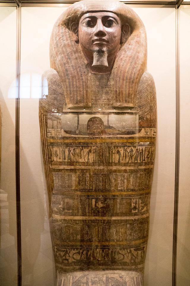 Hermitage Museum - Egyptian Exhibit