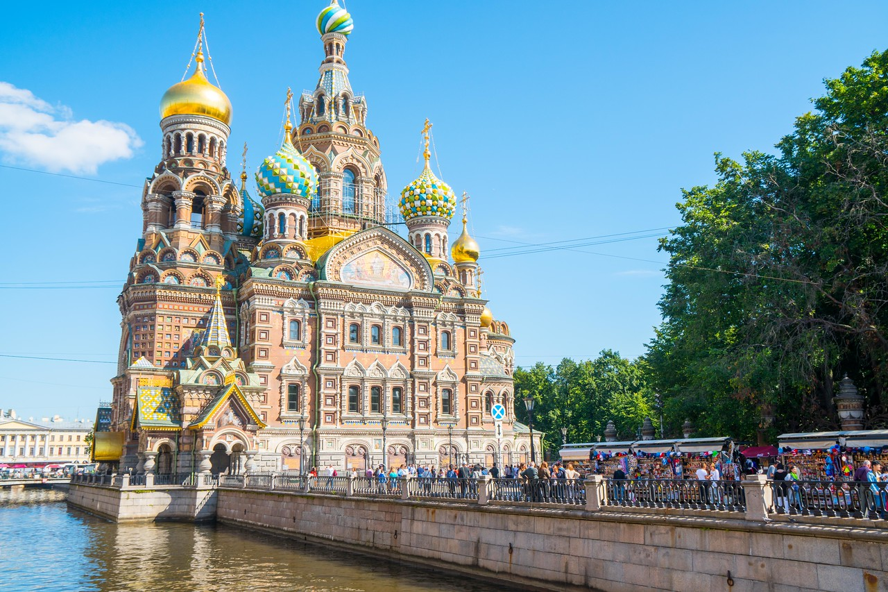 Church of the Saviour of Spilled Blood