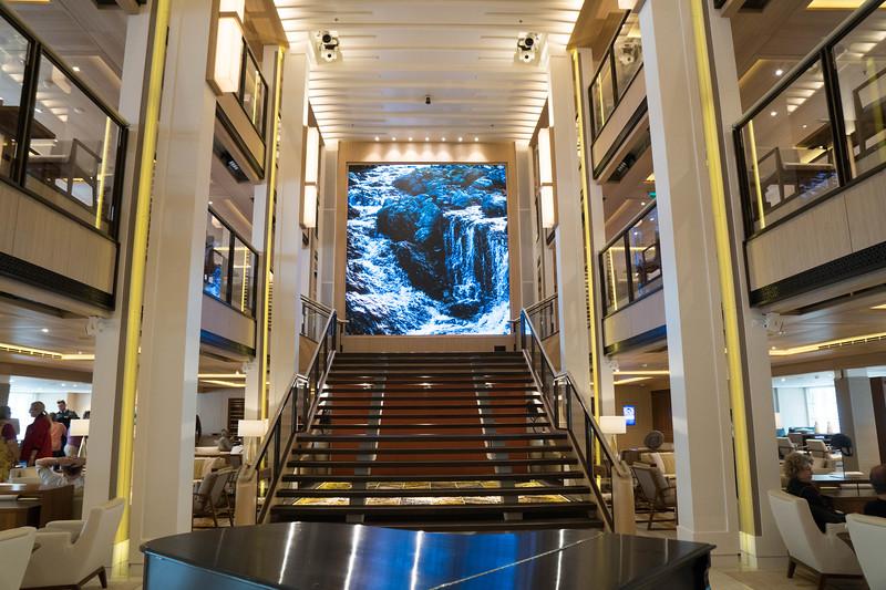 Onboard  - The Atrium