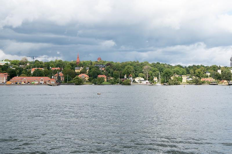 Leaving Stockholm