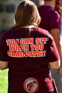 You Can Sit When You GRADUATE!