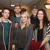 Bryce Alford, Zack Trent, Greta Cooper-Coe, Michael DeHurst and Wendy Cooper.