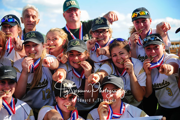 2017 WPIAL AAAA Softball Championship Game BVA v. Yough