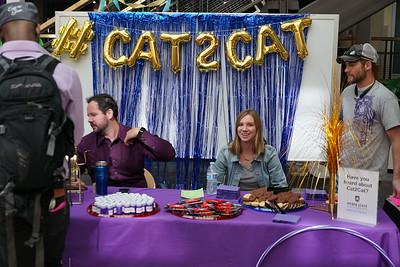 Cat 2 Cat Booth