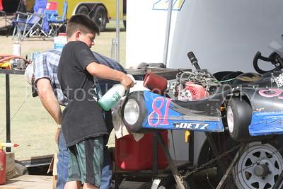 Wakeeney Mini Speedway 6-17-17