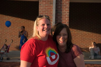Target Team (Kira Wahlstrom and Rochelle McConologue)