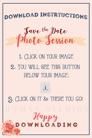 The Save the Date Wedding Event