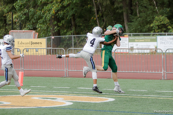 West Linn Freshman vs  Mountainside September 7, 2017-0550
