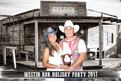 2017 Westin KOR Holiday Party