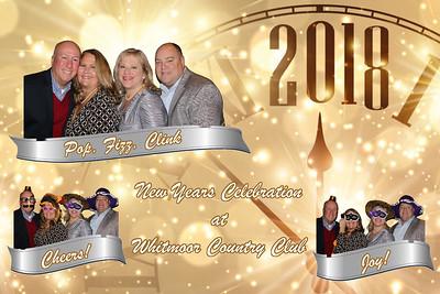 2017 - Whitmoor Country Club New Years Eve