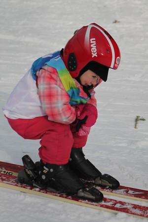 St Paul Ski Club:  January 1, 2017
