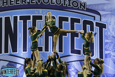 Cheer On! Glacier Bears Junior 3