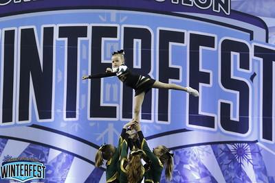 Cheer On! Polar Bears Junior Stunt 3