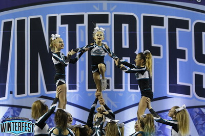 Cheer Sport Bahama Sharks Junior 3
