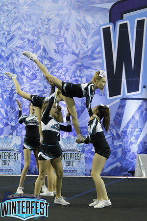 Cheer Sport Seal Sharks Small Junior 1