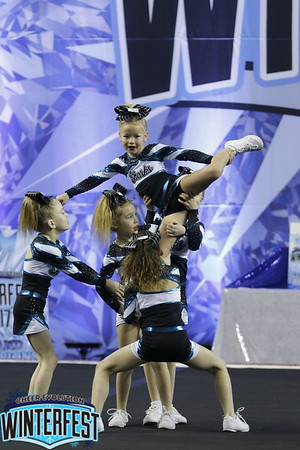 Cheer Sport Smalltooth Sharks Mini 1