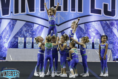 Cheer Strike Royal Highness Tiny Prep 1