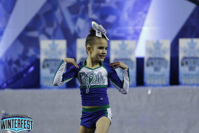 Cheer Strike Royals Mini Duo 1