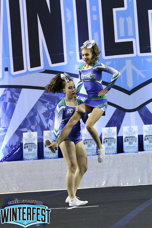 CheerStrike Royals Jr Duo 3 Alayna & Marion