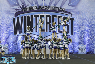CheerStrike Royals Reign Small Youth 2