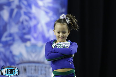 CheerStrike Royals Tiny Indy 1 Evie