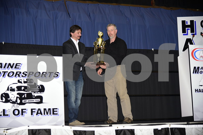 Mark Lucas Maine Motorsports Driver of the Year 2016
