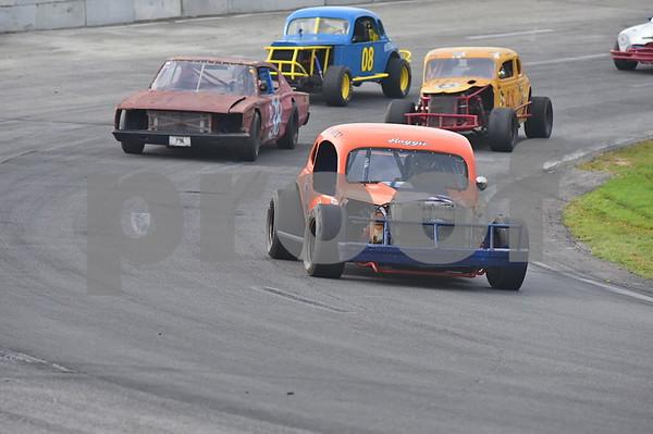 October 7, 2017 Wicked Good Vintage Racers