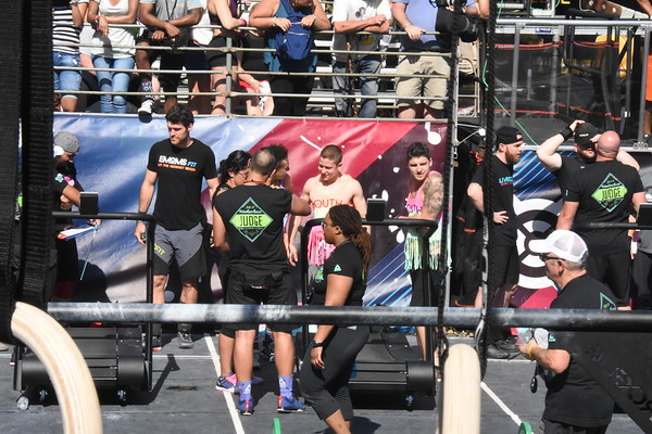 Scaled Mens Teams - Triple Finale