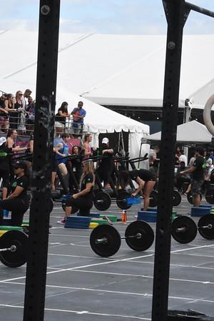 Scaled Women - Triple Finale