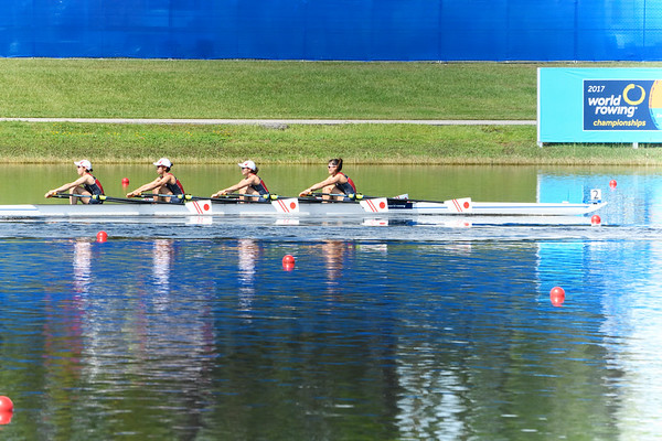 Quadruple Sculls - Women