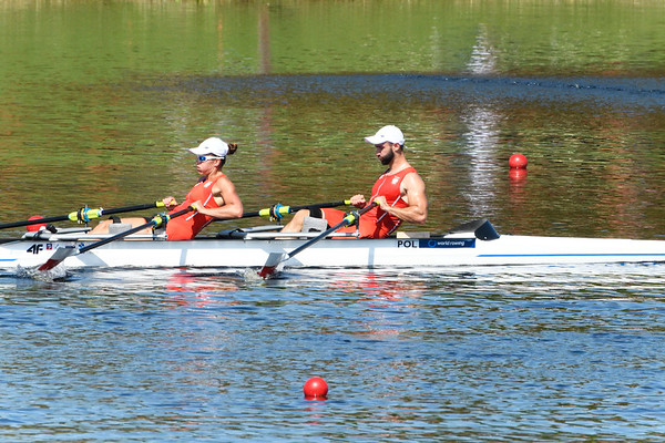 Para Rowing - Mixed Doubles Scull