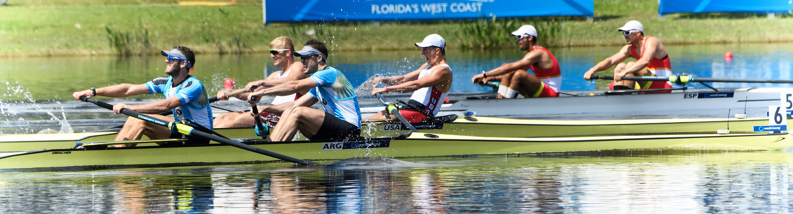 2017 World Rowing Championships, Sarasota, Florida, USA