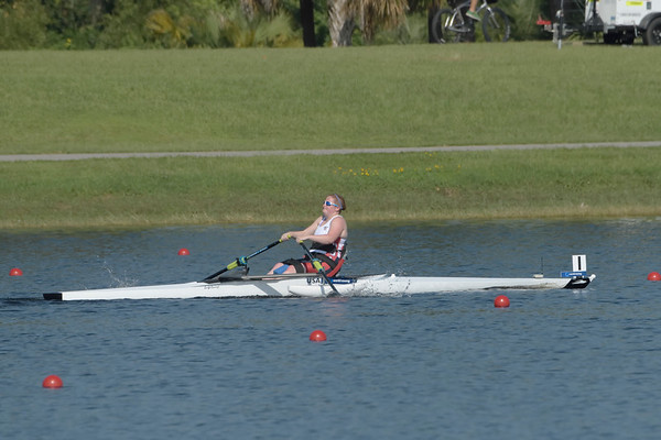 Para Rowing Women's Single Scull