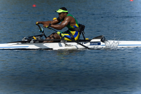 Para Rowing Men's Single Scull