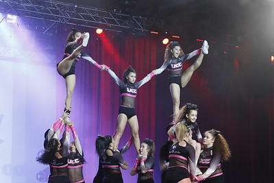 Ultimate Canadian Cheer Panthers Int'l Open Sm CE 5