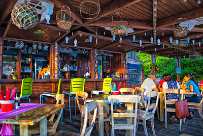 Oranjestad - West Deck