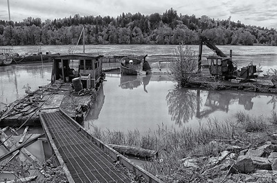 The working River - 2