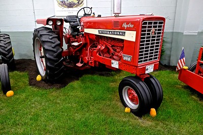 International Farmall 656 Diesel