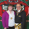 Kayla Meggison, 2017 Young Maine Volunteer Roll of Honor member