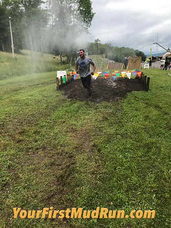 Pictures: 2017 Your First Mud Run at Belleayre Mountain (Eastern NY) 7/15/2017